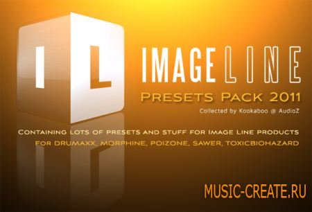 Image Line Presets Pack 2011
