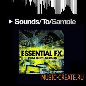 Sounds To Sample Essential FX Vol 1 (WAV) - сэмплы SFX