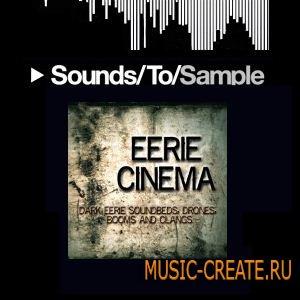 Hollywood Loops Eerie Cinema (WAV) - кинематографические звуки