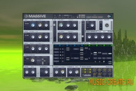 Xenos Soundworks - Futurist Dubstep and DnB - пресеты Massive