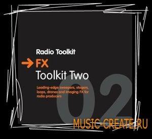 Radio Toolkit - FX - Toolkit Two (Aiff) - звуковые эффекты