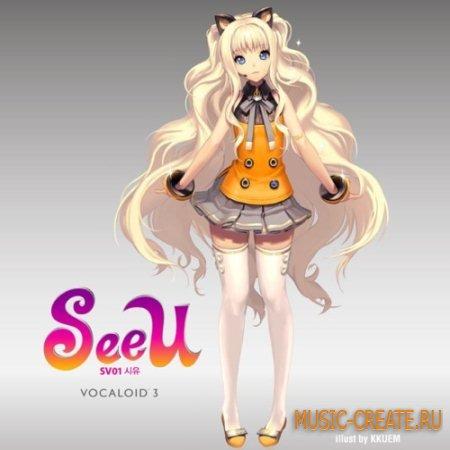 SBS Artech VOCALOID3 SeeU Library - Vocaloid3 библиотека