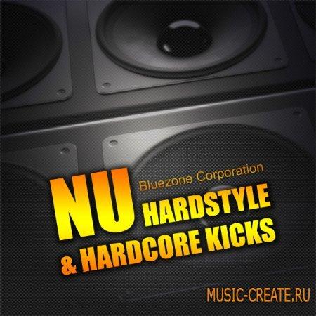 Bluezone Corporation Nu Hardstyle & Hardcore Kicks (Wav) - сэмплы Nu Hardstyle, Hardcore