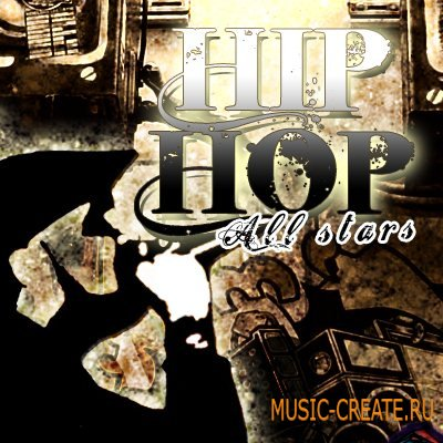 MVP Loops - Hip Hop All Stars  (WAV ACID REX AIFF) - сэмплы Hip Hop