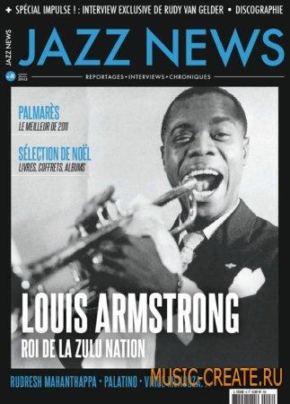 Jazz News № 8 Janvier - Février 2012  (French / HQ PDF)