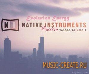 NI Massive - Evolution Energy Trance Vol 1 - пресеты для Massive