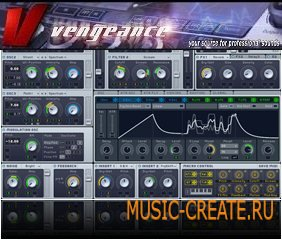 Vengeance Sound - Vengeance Dubstep Vol. 3 for Massive - пресеты Massive