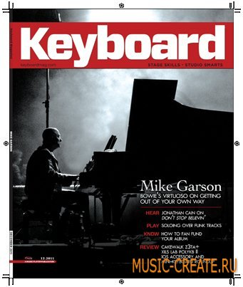 Keyboard Magazine - December 2011 (PDF)