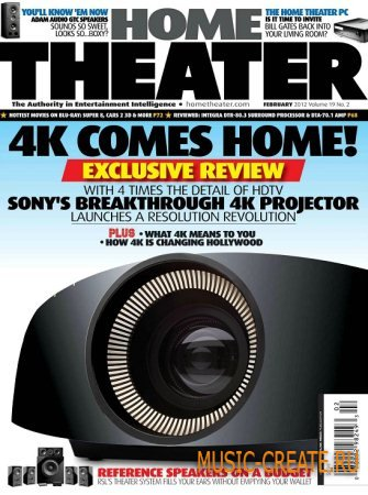 Home Theater - February 2012 (HQ PDF)