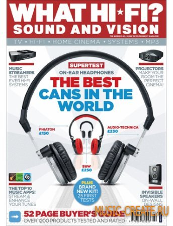 What Hi-Fi? Sound and Vision – February 2012