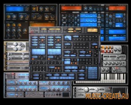 Tone2 - Complete Bundle v2012 - DOAISO  WiN & MAC OSX - сборка синтезаторов и плагинов