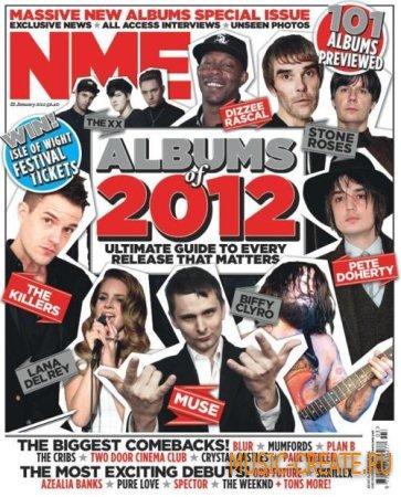 NME - 21 January 2012 (HQ PDF)