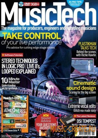 Music Tech Magazine - February 2012 (HQ PDF)