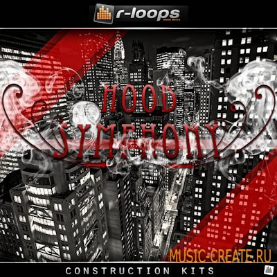 Rafik Loops - Hood Symphony (Wav Midi Aiff) - сэмплы Hip Hop, Dirty South