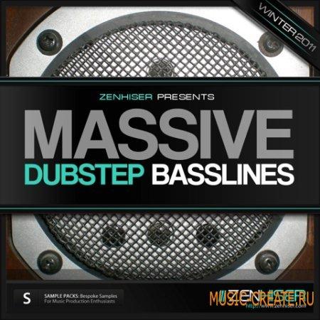 Zenhiser - Massive Dubstep Basslines (WAV, KSD.NMSV) - сэмплы Dubstep