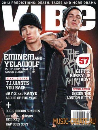Vibe Magazine - December 2011 / January 2012 (PDF)