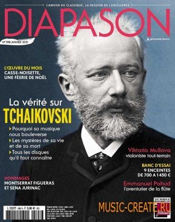 Diapason 598 Janvier 2012 (PDF)