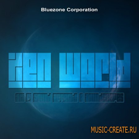 Bluezone Corporation - Xen World: Sci Fi Sound Effects and Soundscapes (WAV) - звуковые эффекты