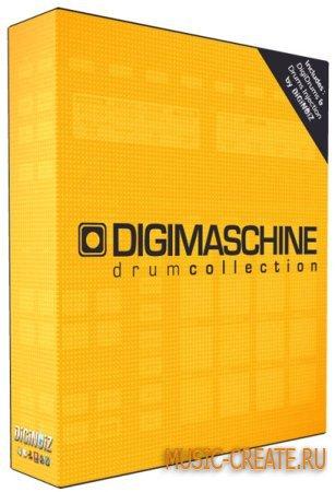 Diginoiz - DigiMaschine Drums Collection (NI Maschine Format) - драм пакет