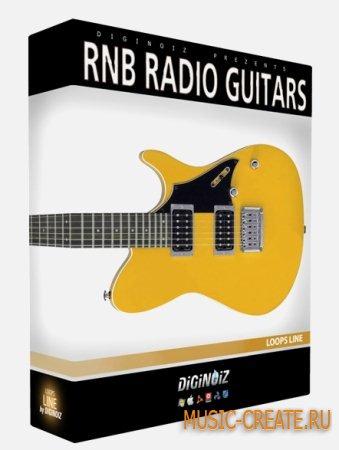 Diginoiz - R&B Radio Guitars (MULTIFORMAT) - лупы электрической гитары
