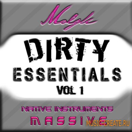 AoS010 Dirty Essentials Vol 1 NI Massive Soundset