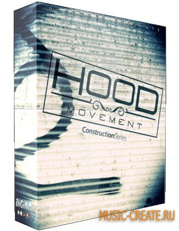 Diginoiz - Hood Movement  (MULTIFORMAT) - сэмплы Urban, Hip Hop