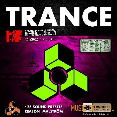Acid Records - Trance Sound Bank (PC MAC) - патчи для Malstrom