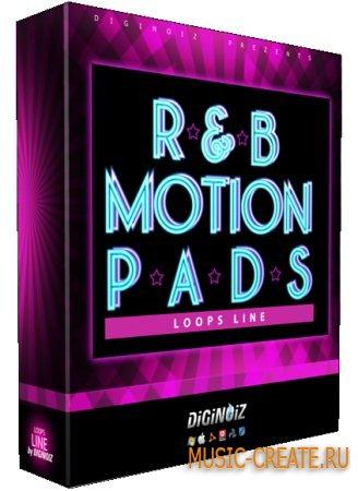 Diginoiz - R&B Motion Pads (MULTIFORMAT) - сэмплы R&B
