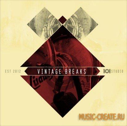 SM101 - Vintage Breaks (WAV) - сэмплы hip hop, DnB, breakbeat, chillout, house, dubstep