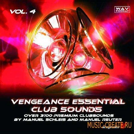 Vengeance Sound - Vengeance Essential Clubsounds Vol 4 (WAV) - клубные сэмплы