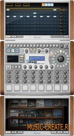 Arturia - Spark Vintage Drume Machine v1.7.2 WiN (TEAM R2R) - драм машина