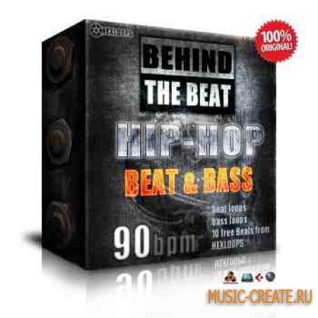 Hex Loops - Behind the Beat (WAV) - сэмплы Hip Hop
