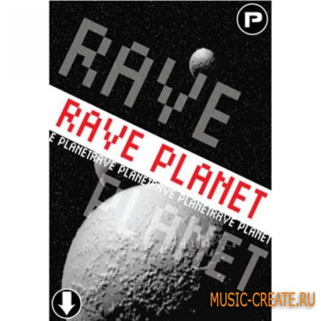 Rave Planet - Rave Hits & Stabs (WAV) - сэмплы Breaks, Dubstep, Grime, Drum n Bass