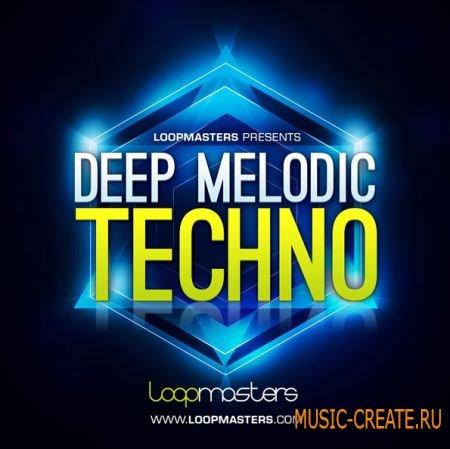 Loopmasters - Deep Melodic Techno (Multiformat) - сэмплы Deep Techno