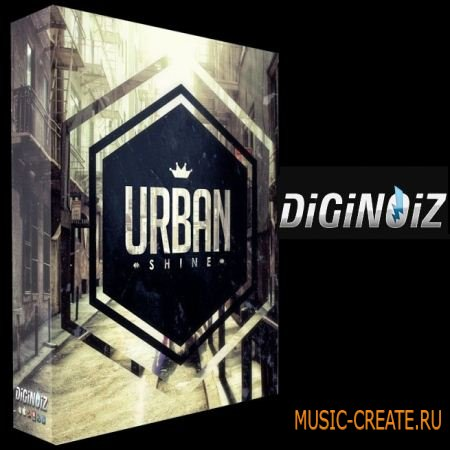 Diginoiz - Urban Shine (MULTIFORMAT) - сэмплы Hip Hop, R&B, Pop