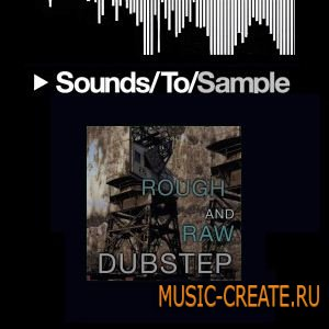 SPF Samplers - Rough And Raw Dubstep (WAV) - сэмплы Dubstep