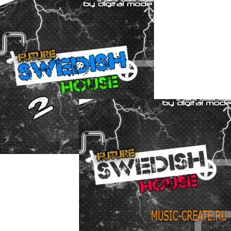 Shockwave - Future Swedish House Vol 1-2 (MIDI)