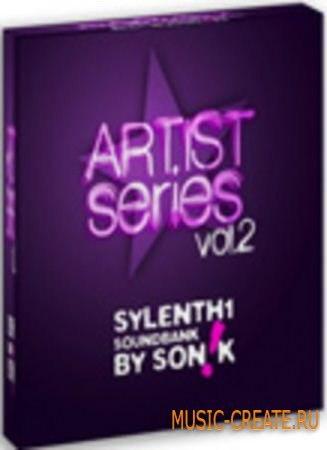 Shockwave - Son!k Sylenth1 - пресеты Sylenth1
