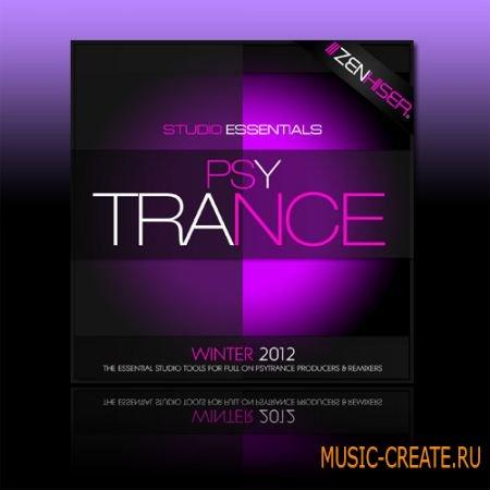 Zenhiser - Studio Essentials - Psytrance (WAV) - сэмплы Psytrance