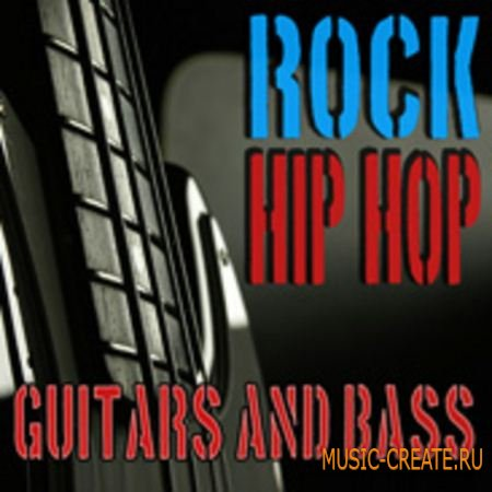 Organic Loops - Rock & Hip Hop Guitars & Bass (WAV REX) - сэмплы Hip Hop, Rock, Indie, Breakbeat