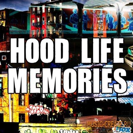 Fox Samples - Hood Life Memories (WAV MIDI) - сэмплы Hip Hop, R&B