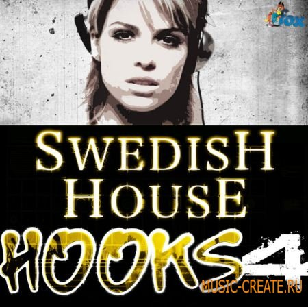 Fox Samples - Swedish House Hooks Vol 4 (WAV MIDI) - сэмплы House, Electro House