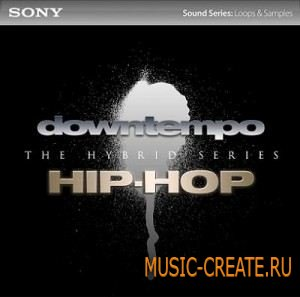 Sony Media Software - Downtempo/Hip-Hop: The Hybrid Series (WAV) - сэмплы Hip Hop, Downtempo