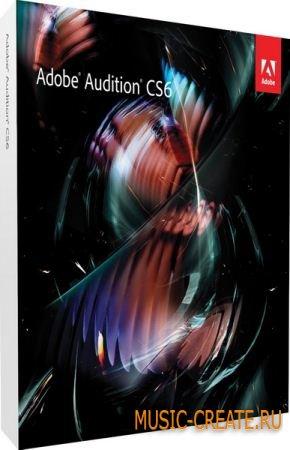 Adobe - Audition 5 CS6 Multilanguage (Cracked-iND) - профессиональный аудио редактор
