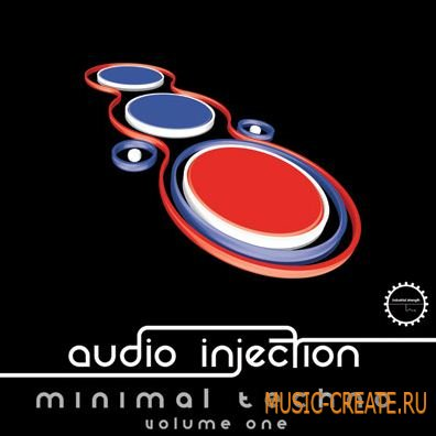 Industrial Strength Records - Audio Injection: Minimal Techno Vol 1 (Multiformat) - сэмплы Minimal Techno