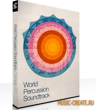 Samplephonics - World Percussion Soundtrack 01 (KONTAKT) - библиотека перкуссий