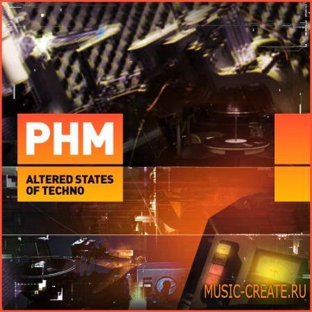 Sounds To Sample - Altered States of Techno (WAV MIDI) - сэмплы Techno