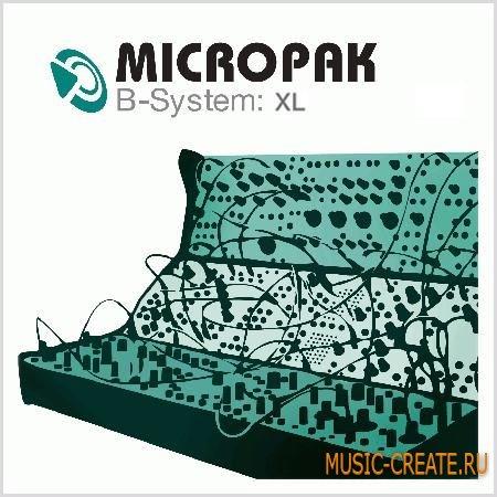 Puremagnetik - B-System XL (KONTAKT) - библиотека звуков синтезатора