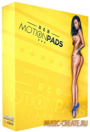 Diginoiz - R&B Motion Pads 2 (WAV REX) - сэмплы R&B, Pop