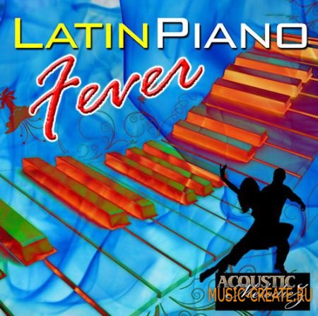 Acoustic Melodiez - Latin Piano Fever (WAV/MIDI/LOGIC SESSION) - сэмплы Salsa, Latin Jazz